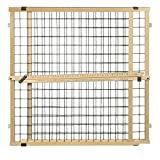 "Best Baby Gates - North States MyPet 50"" Extra Wide Wire Mesh Review"