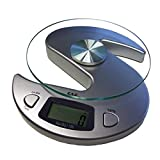 G & G KS argent 6000 g/1g balance numérique de cuisine Scale