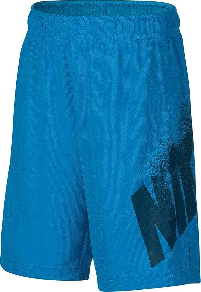 Nike Boy`s Graphic Dri-Fit Training Shorts