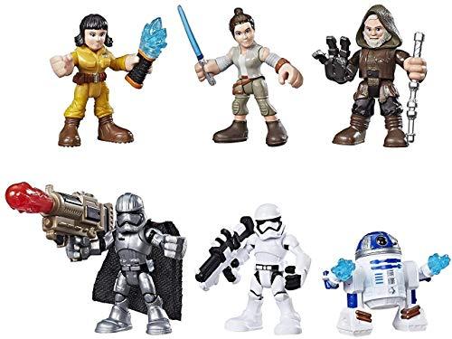 Star Wars Galactic Heroes Resistance VS. First Order Pack