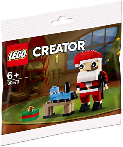 LEGO Creator 30573 Santa Build, New 2019 (67 Pcs)