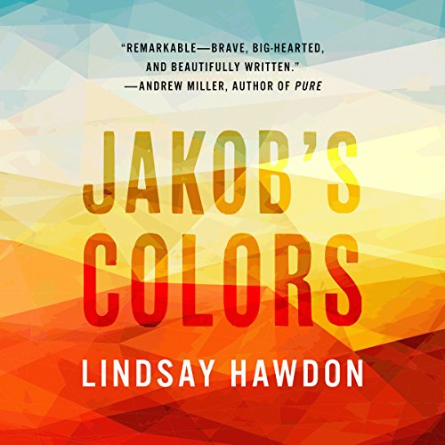 Jakob's Colors audiobook cover art