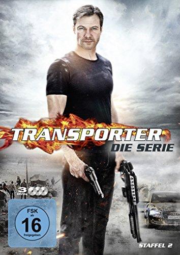 Transporter - Die Serie, Staffel 2 [DVD]