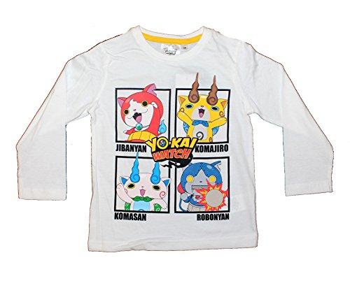 Yo-Kai Watch Camiseta de Manga Larga - para Niño