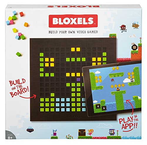 Mattel Bloxels Build Your Own Video Game -...