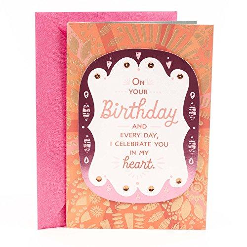 tarjetas de felicitación para cumpleaños fabricante Hallmark