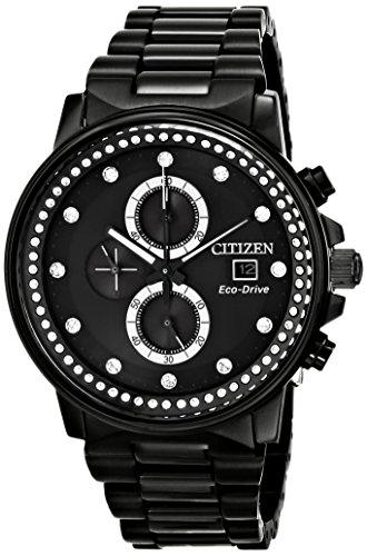 Citizen Eco-Drive Women's FB3005-55E Nighthawk Analog...