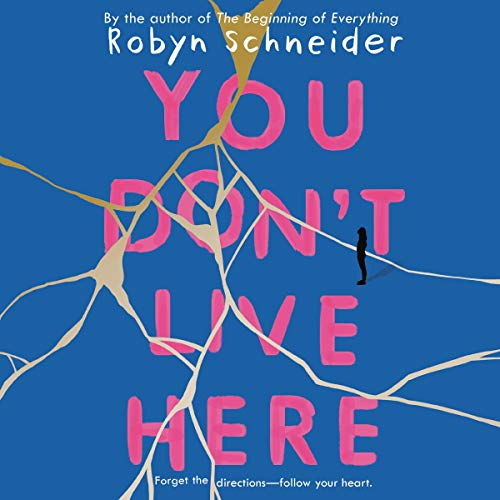 You Don't Live Here audiobook cover art