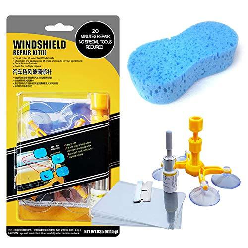 Harwls Professional Quality Windshield reparatieset van glas