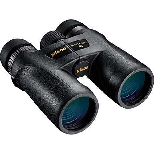 Nikon 7549 MONARCH 7 10x42 Binocular (Black)