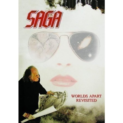 Saga - Worlds Apart Revisited/Ltd. (2DVD + DCD) [Limited Edition]