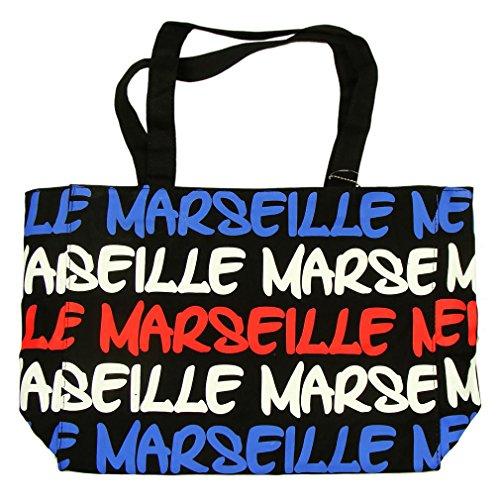 Sac Shopping Marseille Robin Ruth 'Néon'