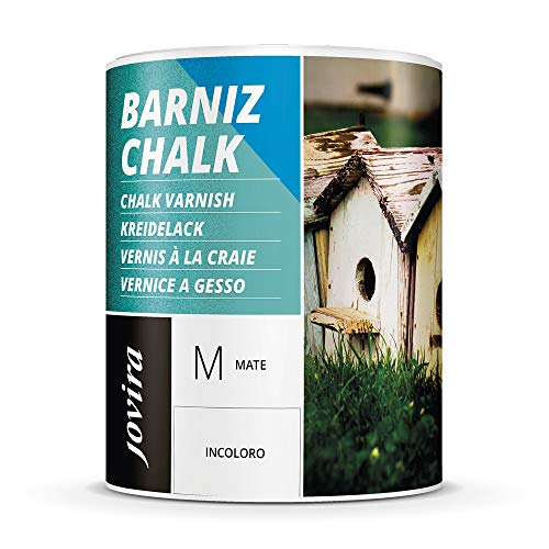 BARNIZ CHALK PAINT MATE AL AGUA (375ML)