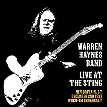 Live At The Sting, New Britain, Ct, Dec 2Nd 1993 Whcn-Fm Broadcast