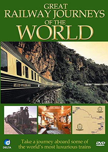 The Great Railway Journeys Of The World