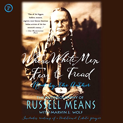 Where White Men Fear to Tread audiobook cover art