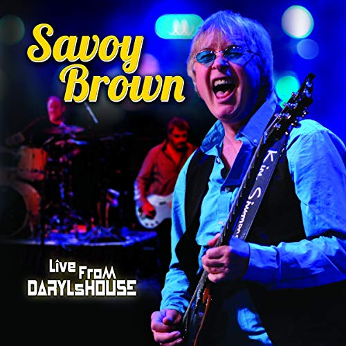 BROWN,SAVOY - LIVE FROM DARYL'S HOUSE (1 DVD)