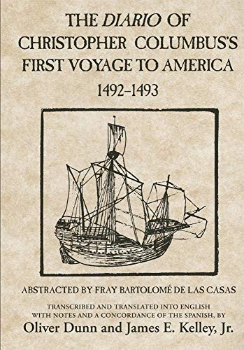 The Diario of Christopher Columbus's First Voyage to...