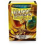 Arcane Tinmen Dragon Shield - Classic Gold 100