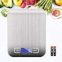 キッチンスケールタッチコントロールデジタルスケールフードスケールの電子スケールハイプリプット最大1G、最大1G、最大重量家庭スケール、ぶら下がっている機能性食品スケール 食品用体重計 WANGSHAOFENG (Color : B)