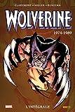 Wolverine - L'intégrale T01 (1974-1989)