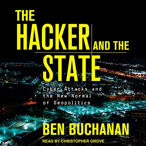 The Hacker and the State cover art