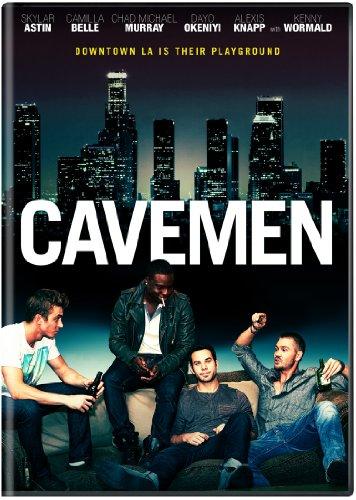 Cavemen -  DVD, Herschel Faber, Chad Michael Murray