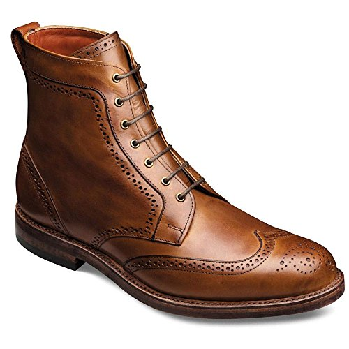 Allen Edmonds Men's Dalton Lace-Up Boot,Walnut,10.5 D US