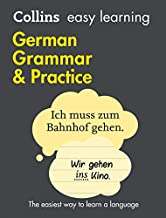 Collins Easy Learning German   Easy Learning German Grammar and Practice
