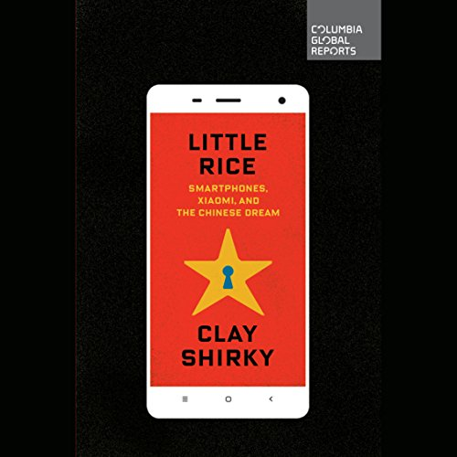 Little Rice audiobook cover art