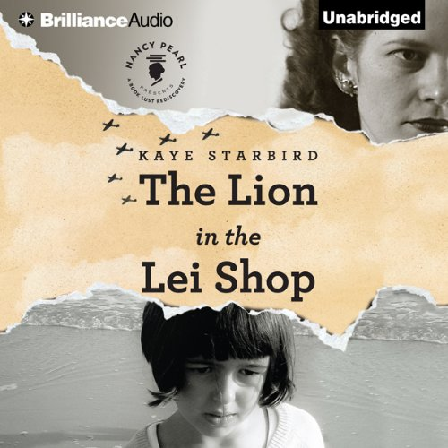 The Lion in the Lei Shop cover art