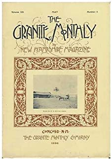 The Granite Monthly: a New Hampshire Magazine, Volume XX, May 1896, Number 5