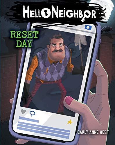 Reset Day: An AFK Book (Hello Neighbor #7) (English Edition)