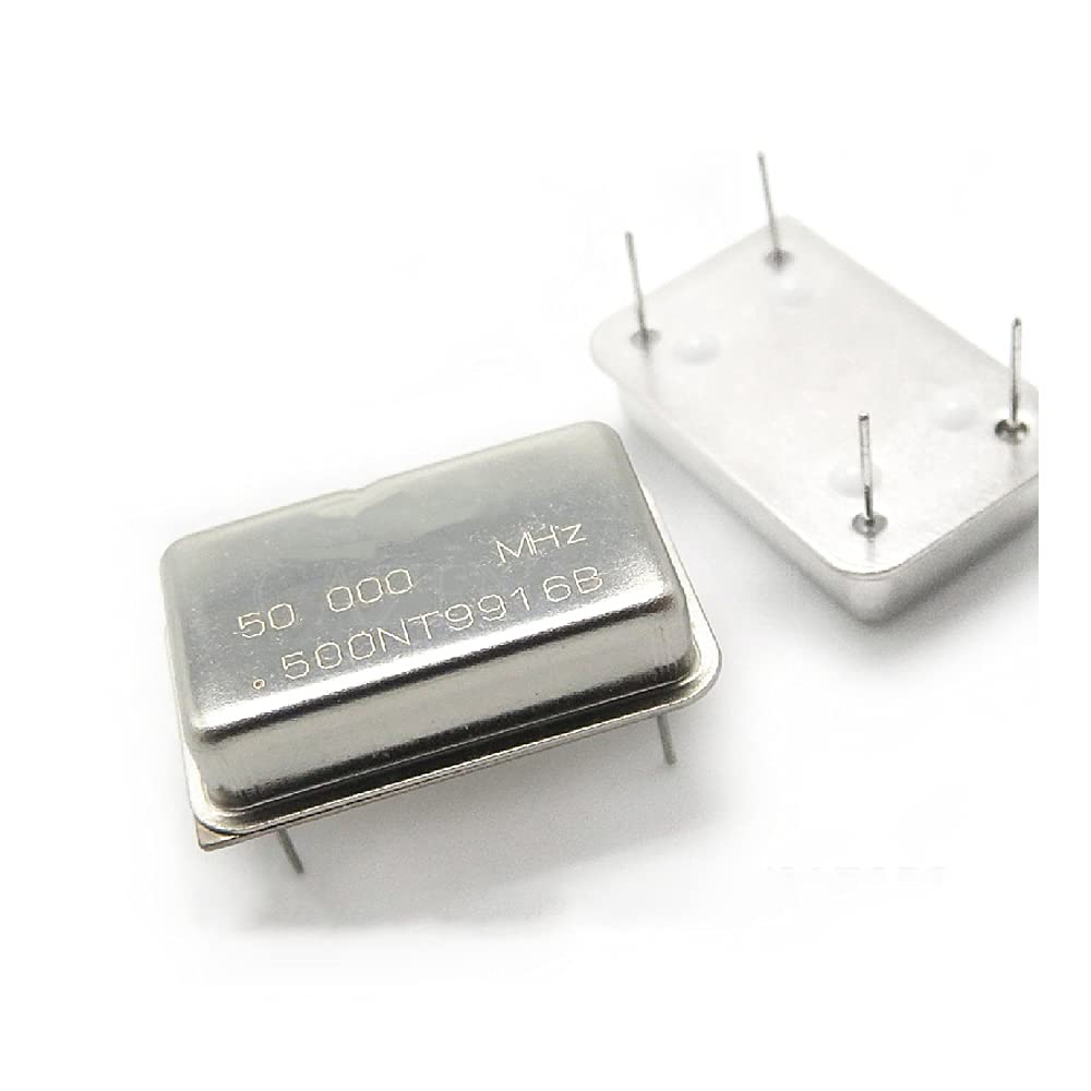 5pcs lot Rectangular Nippon regular agency Active All stores are sold Crystal oscillator 50MHZ 50M 50.000M