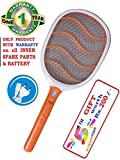 AKSHARA-Victory Powerful Mosquito Trap-Racquet with 1 Year Warranty