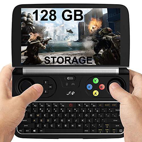 GPD Win 2 [128GB M.2 SSD Storage] 6 Mini console portatile per videogiochi portatile Windows 10 Gameplayer Notebook portatile Tablet PC CPU M3-7y30 lntel Grafica HD 615 8 GB   128GB