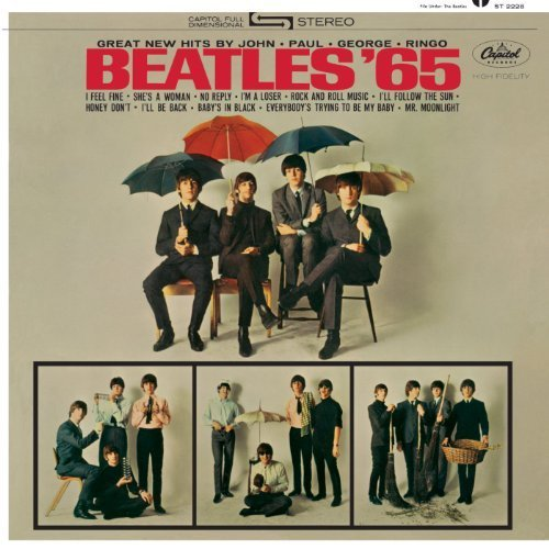Beatles '65 (The U.S. Album) by Capitol
