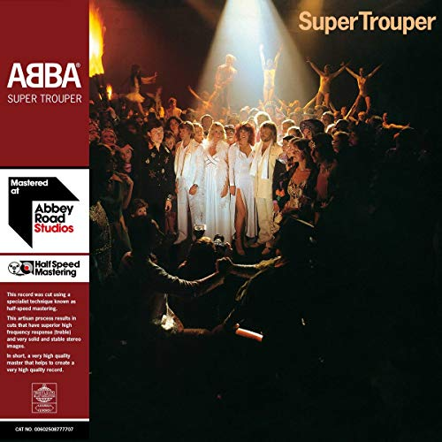 Super Trouper (Ltd. Half Speed Master 2LP) [Vinyl LP]