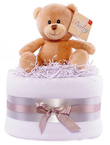 color rosa y blanco Hug Bear Pastel para beb/é