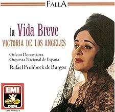 Manuel de Falla - La Vida Breve - De Los Angeles, Rivadeneyra EMI
