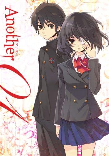 Another  Vol1 BOOKLETCALENDARBOX Japan LTD BD KAXA4601