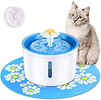 Generic PetsPro Water Fountain with Water Level Window