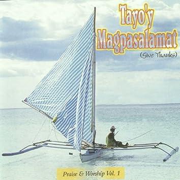 Tayo'y Magpasalamat (Praise & Worship, Vol. 1)