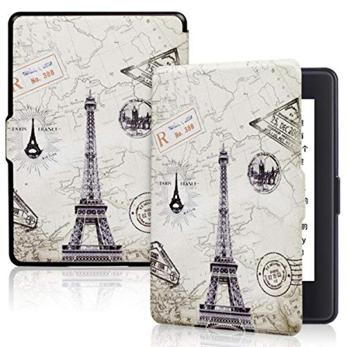 Painted case for Kindle 8 E-Reader Pattern Case (8th Generation 2016) ereader ebook...