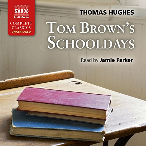 Tom Brown's Schooldays cover art