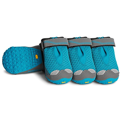 RUFFWEAR - Grip Trex, Blue Spring, 3.0 in (4...