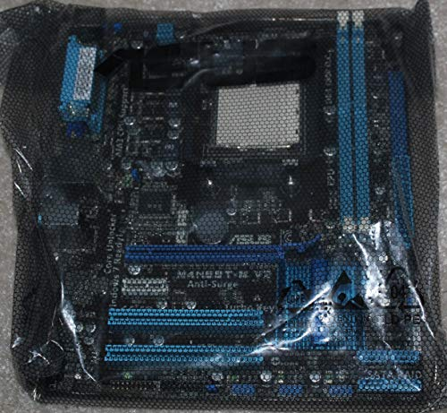 Asus M4N68T-M V2 Socket AM3/ GeForce 7025/ DDR3/ A&V&GbE/ Micro ATX Motherboards (Renewed)
