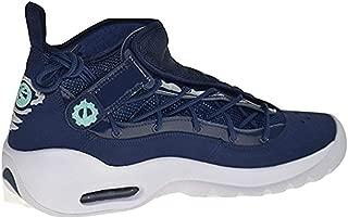 Nike Air Shake Ndestrukt Mens Basketball Shoes Midnight Navy/White (8)