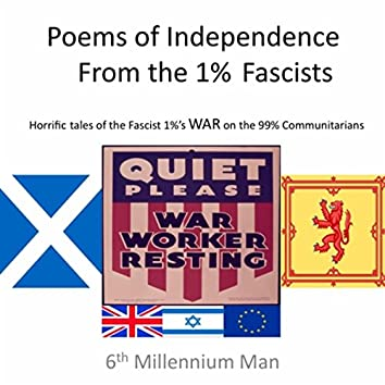 Poems of Independence from the 1% Fascists