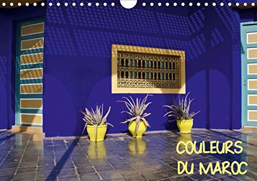 COULEURS DU MAROC (Calendrier mural 2021 DIN A4 horizontal)